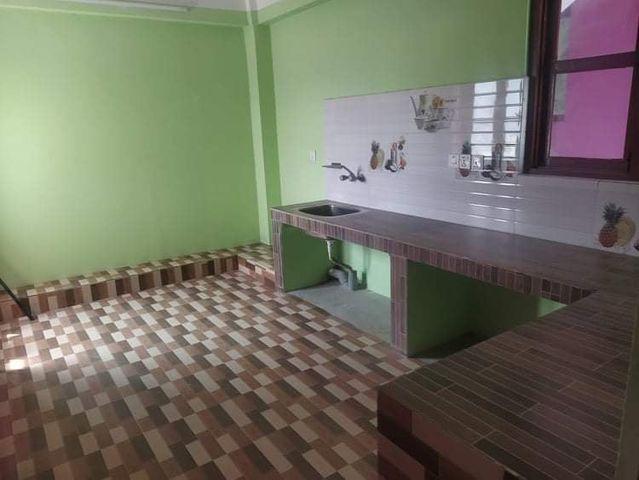2 bedroom, living room, kitchen, bathroom