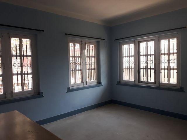 2 bedroom, living room,, kitchen, bathroom flat