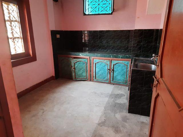 2 rooms, living room, kitchen, bathroom flat