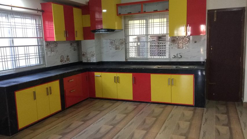 2bhk with 2 bathrooms