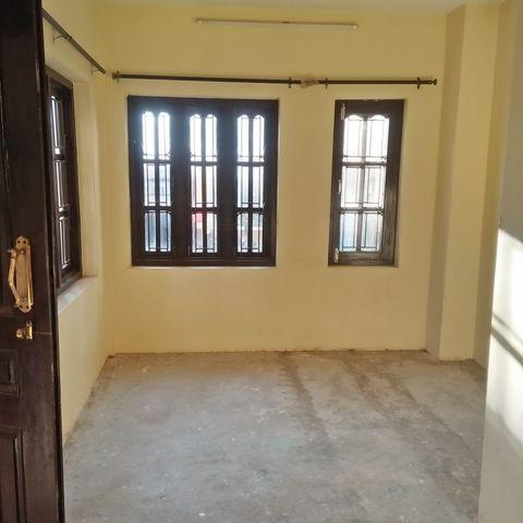 1 bedroom, living room, kitchen, bathroom flat