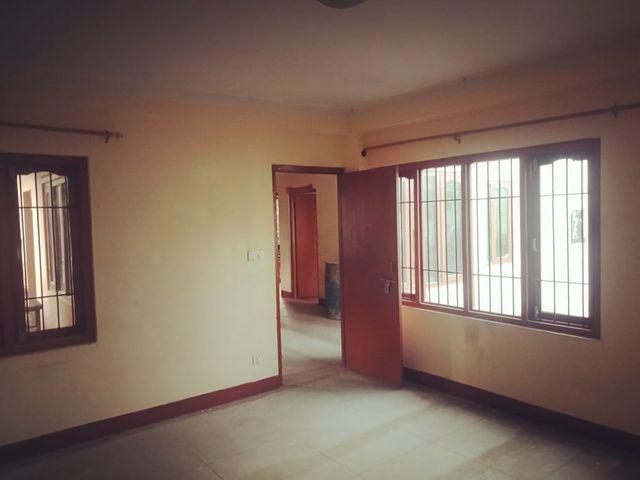 2BHK flat with barandas