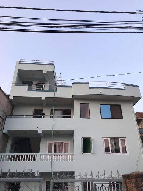 3 storeyed house nearby UN Park