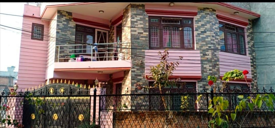 2Bhk Flat in Newly Build house