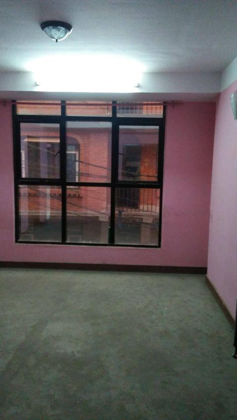 3 rooms, 1 living room, kitchen, bathroom flat