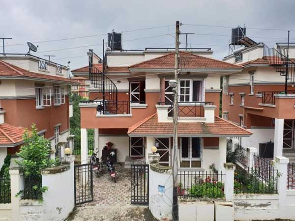Full-furnished house for rent