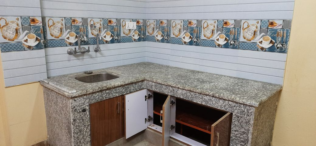 1BHK flat in newly built house