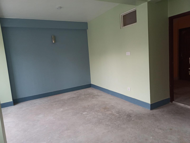 2 bedrooms, kitchen, bathroom flat