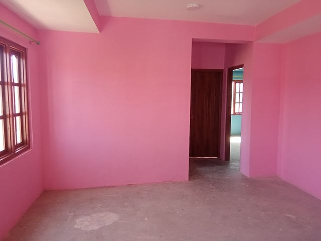 1BHK with parking and 24/7 water