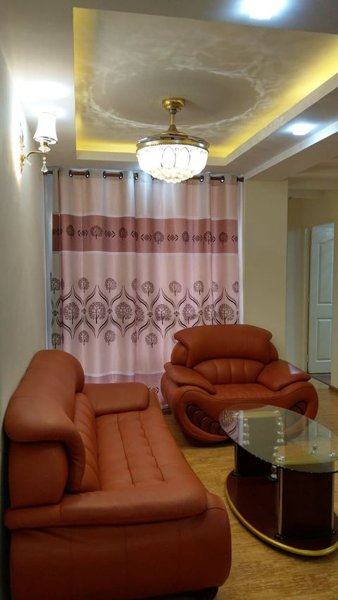 3Bhk Fullyfurnished Apartment Available at Downtown