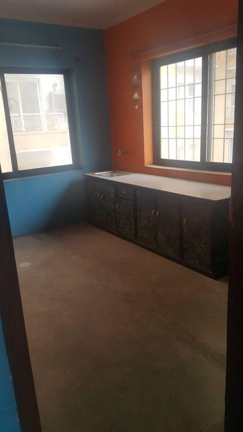 2 room with Bathroom available at Balkumari