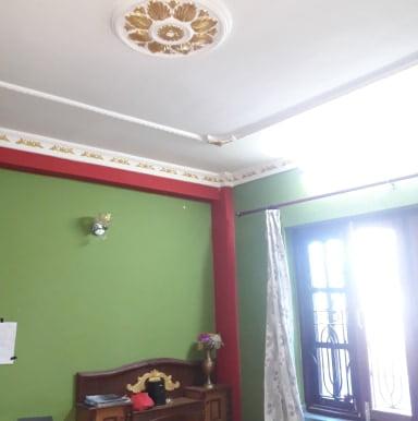 2 bedroom, living room, kitchen, bathroom flaat