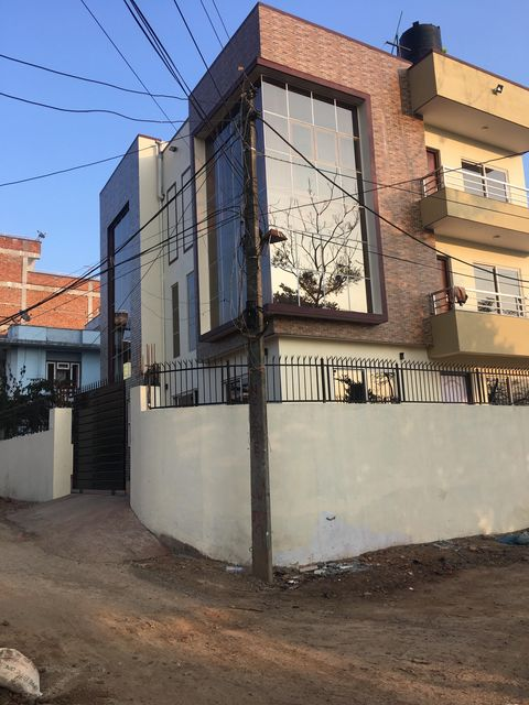 2Bhk Flat available at Thecho