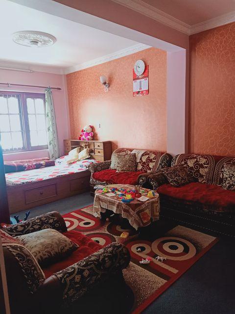 4 room flat Samakhusi