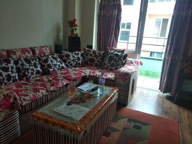 2BHK flat in Colony