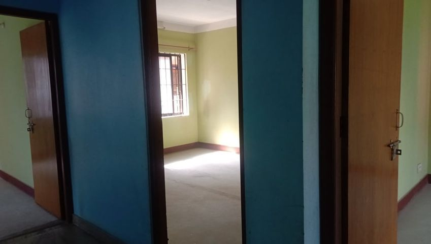 2 bedroom, living room, kitchen, bathroom with store and balcony