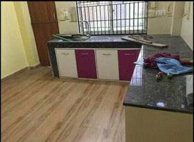 2 bedroom, kitchen, bathroom flat